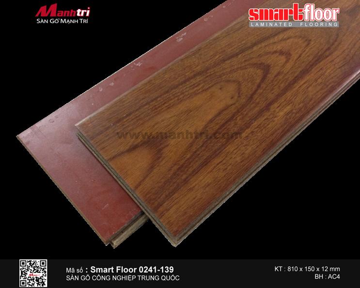 Sàn gỗ Smart FLoor 0241-139