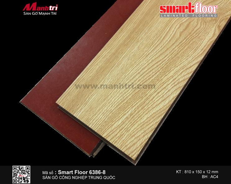Sàn gỗ Smart FLoor 6386-8
