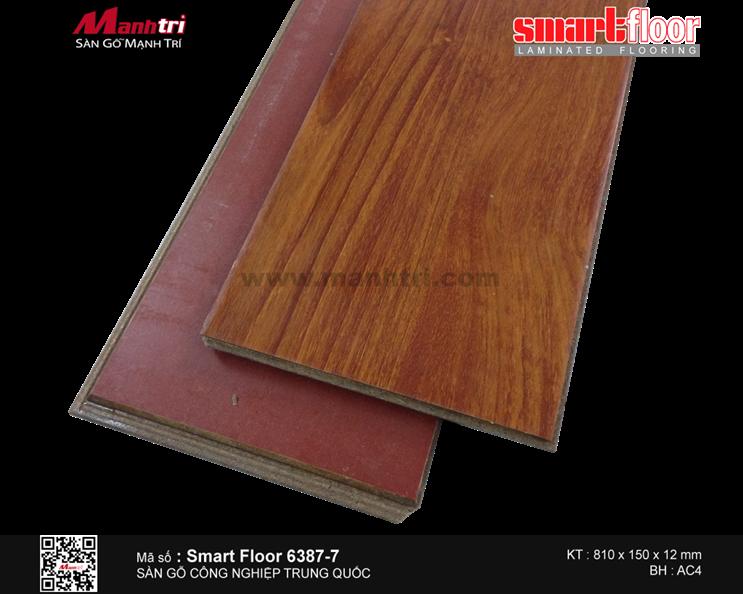 Sàn gỗ Smart FLoor 6387-7