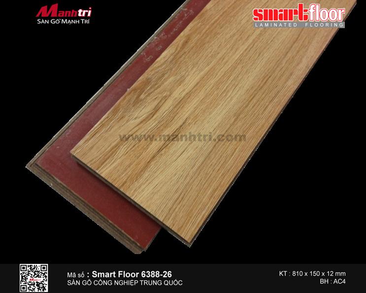 Sàn gỗ Smart FLoor 6388-26