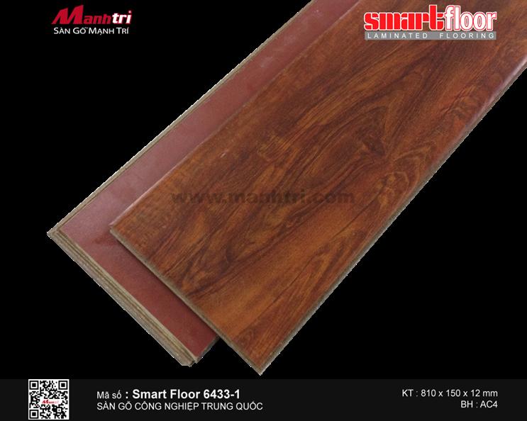 Sàn gỗ Smart FLoor 6433-1