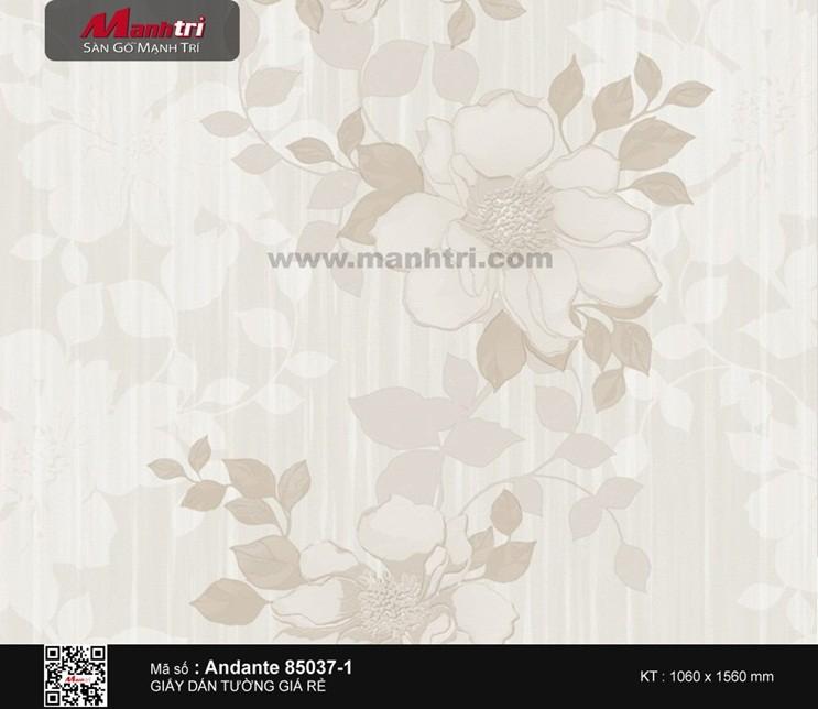 Giấy dán tường Andante 85037-1