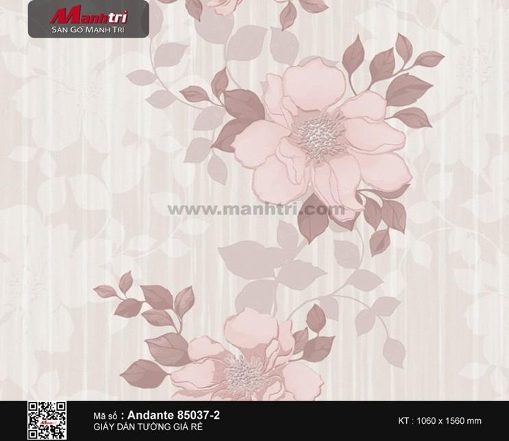 Giấy dán tường Andante 85037-2