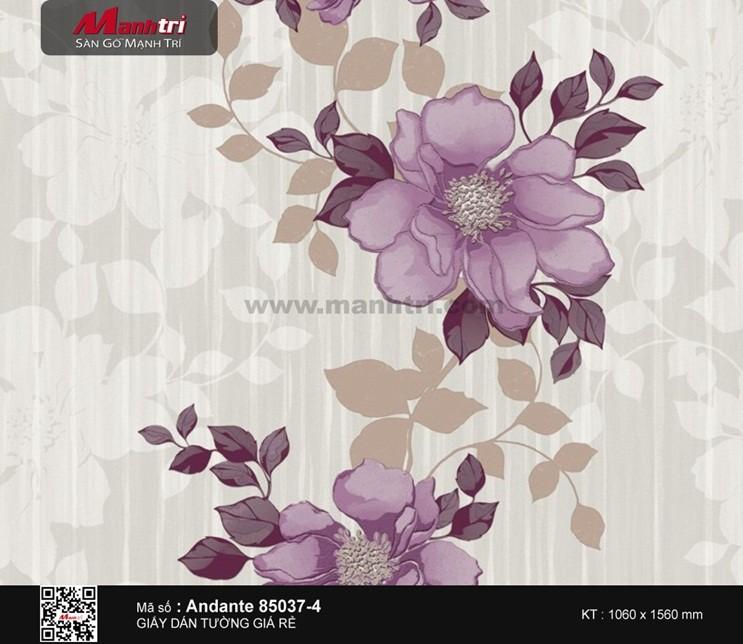 Giấy dán tường Andante 85037-4