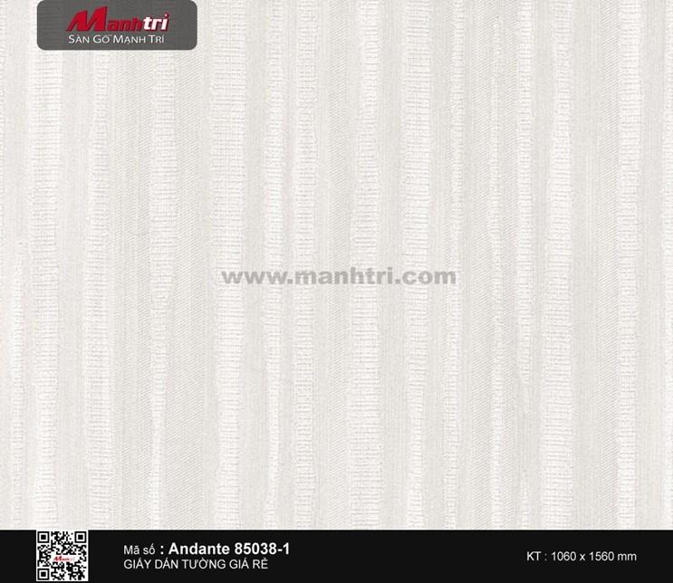Giấy dán tường Andante 85038-1