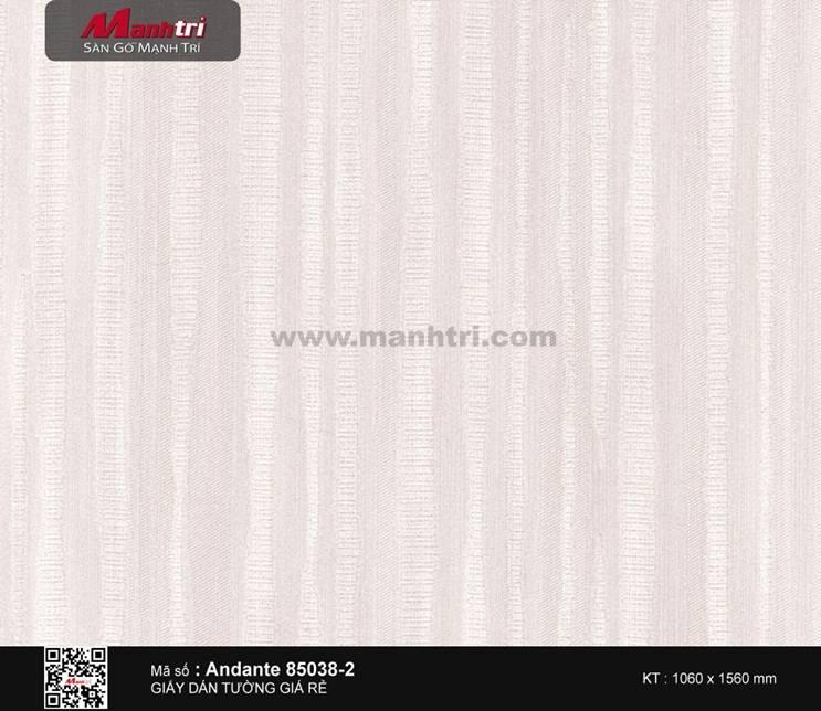 Giấy dán tường Andante 85038-2
