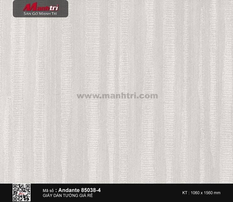 Giấy dán tường Andante 85038-4