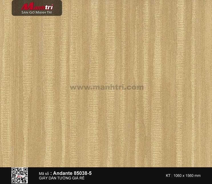 Giấy dán tường Andante 85038-5