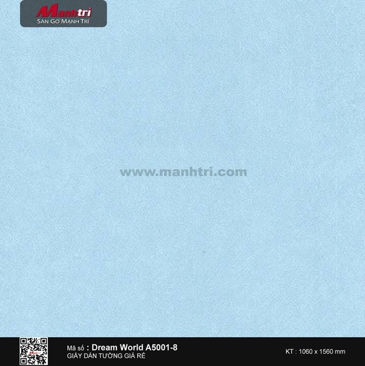 Giấy dán tường Dream World A5001-8