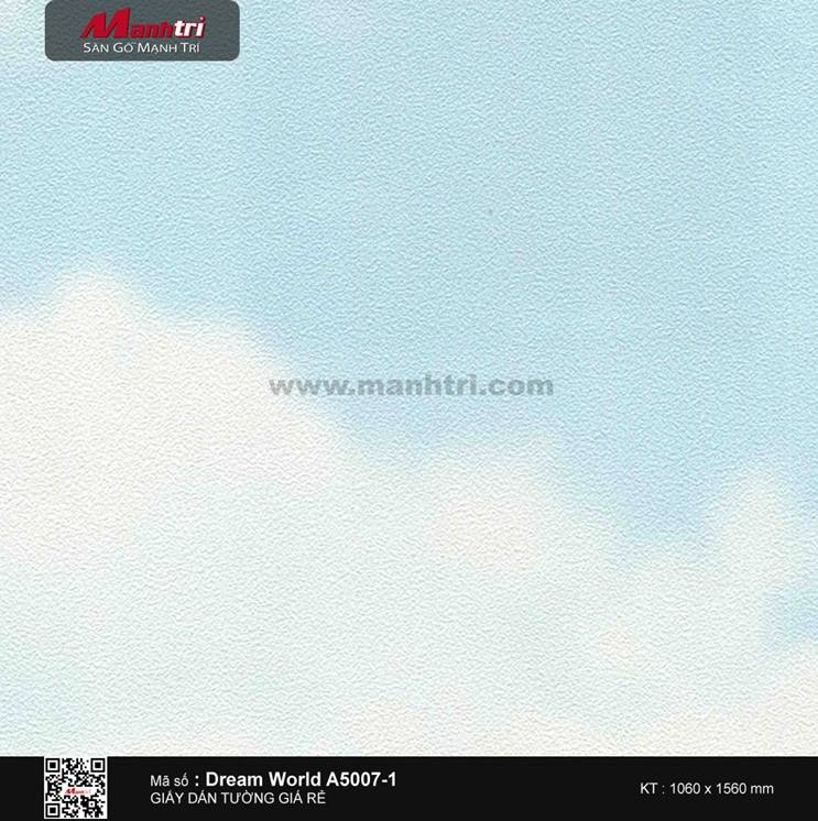 Giấy dán tường Dream World A5007-1