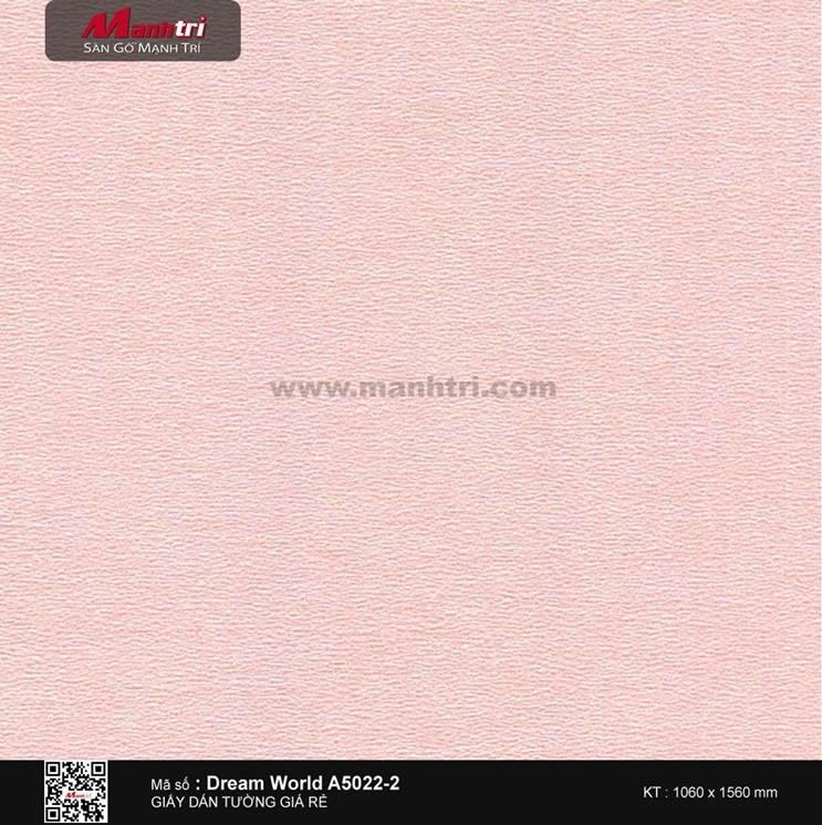 Giấy dán tường Dream World A5022-2