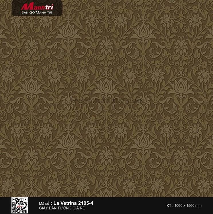Giấy dán tường La Vetrina 2105-4