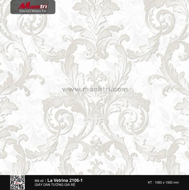 Giấy dán tường La Vetrina 2106-1