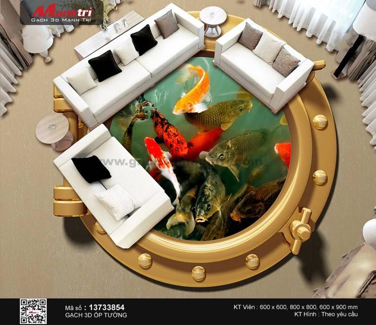 Địa chỉ bán gạch 3D uy tín và chất lượng