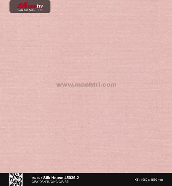Giấy dán tường Silk House 45039-2