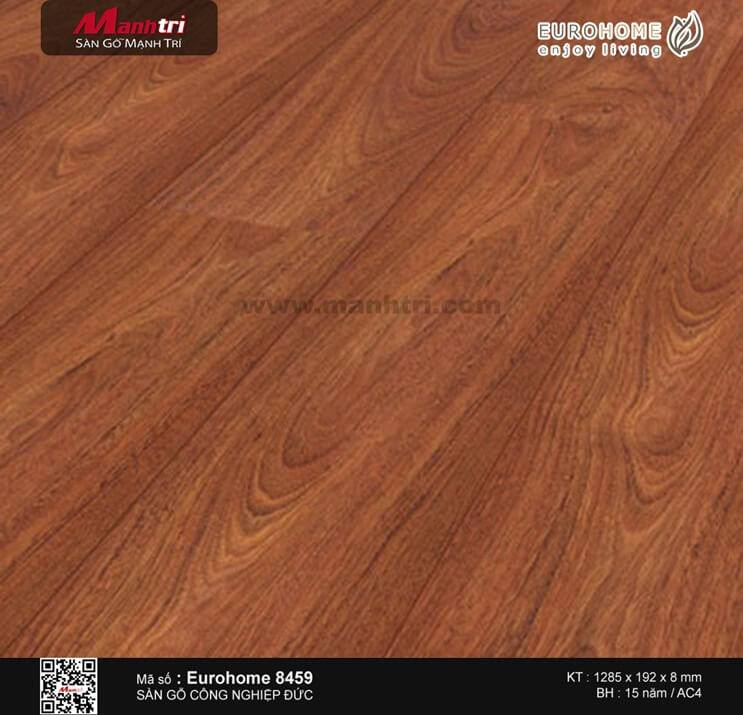 Sàn gỗ Eurohome 8459RF