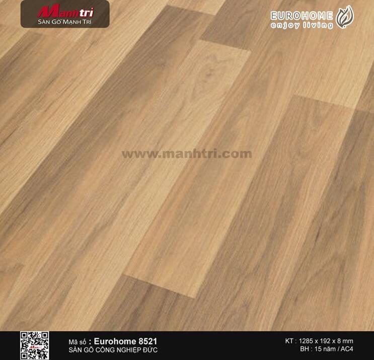 Sàn gỗ Eurohome 8521RF