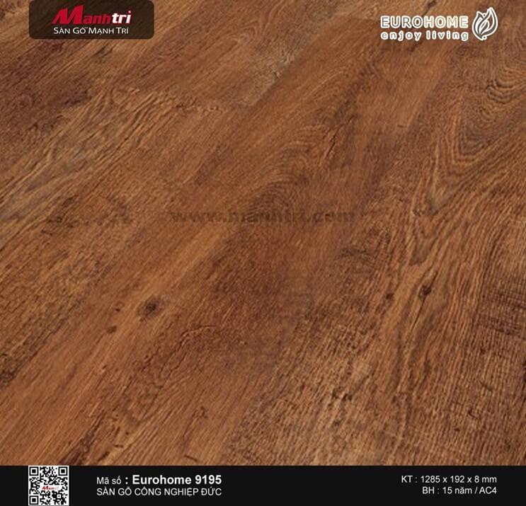 Sàn gỗ Eurohome 9195RF