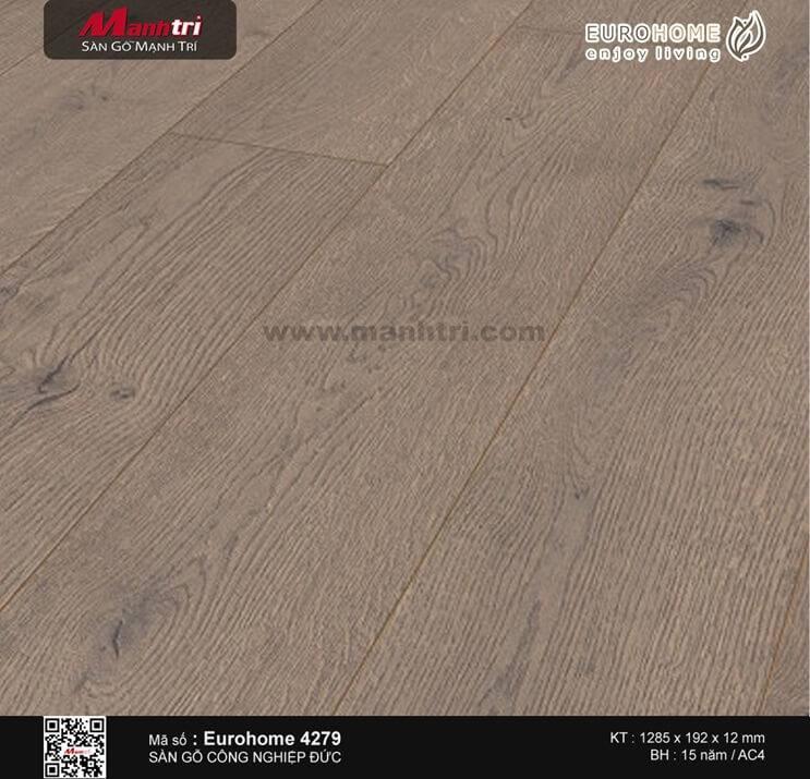 Sàn gỗ Eurohome 4279UW