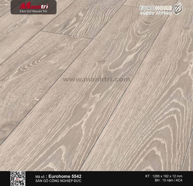 Sàn gỗ Eurohome 5542HC
