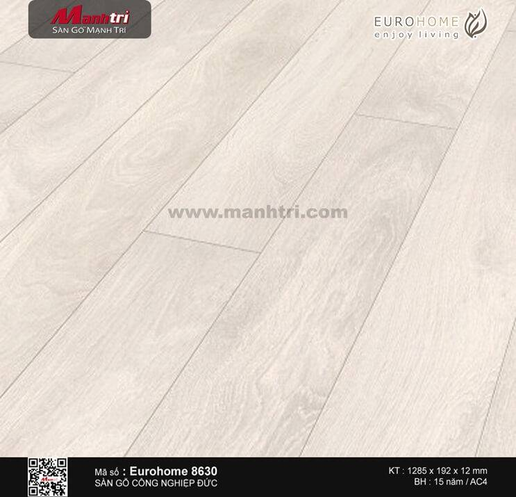 Sàn gỗ Eurohome 8630LP