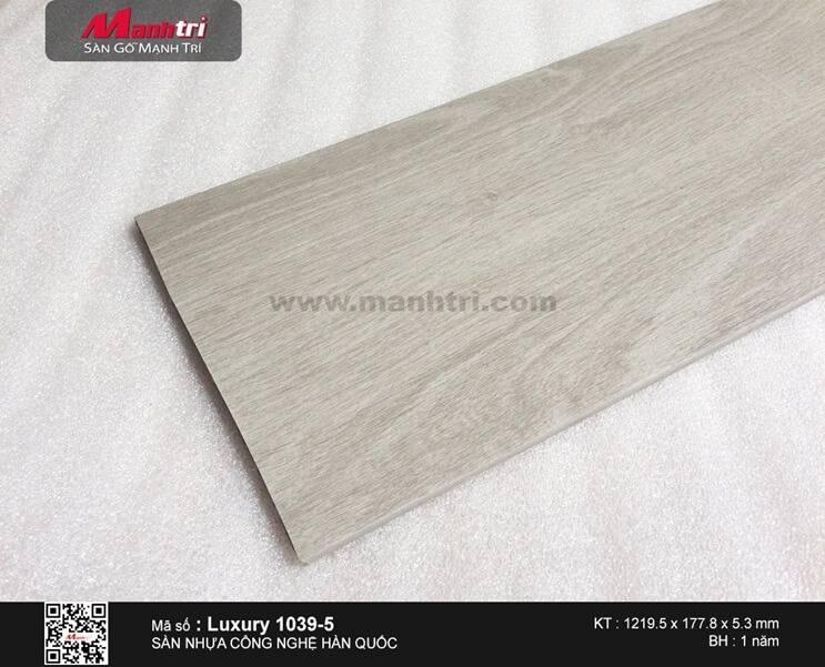 Sàn nhựa hèm khóa Luxury 1040-5
