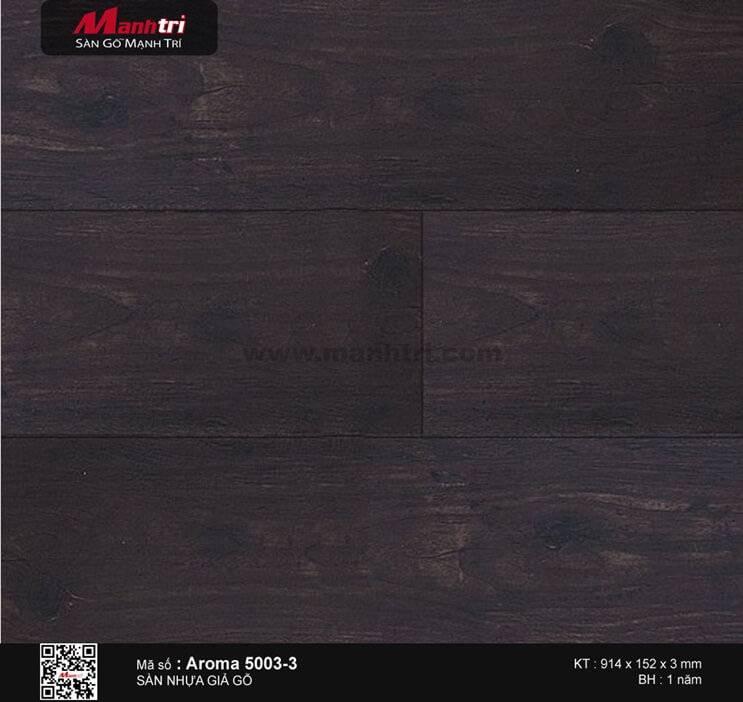 Sàn nhựa Aroma 5003-3