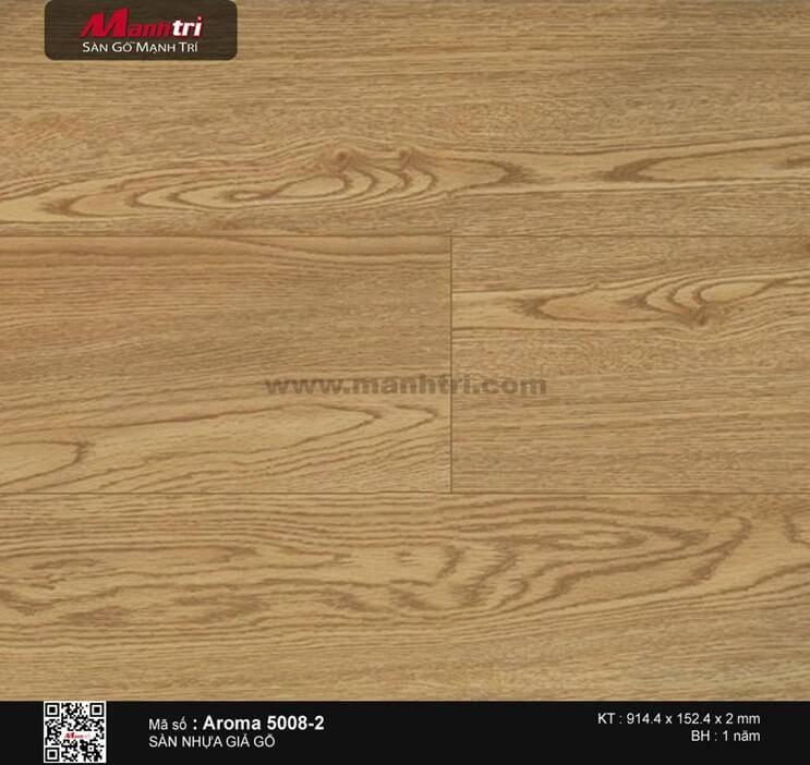 Sàn nhựa Aroma 5008-2