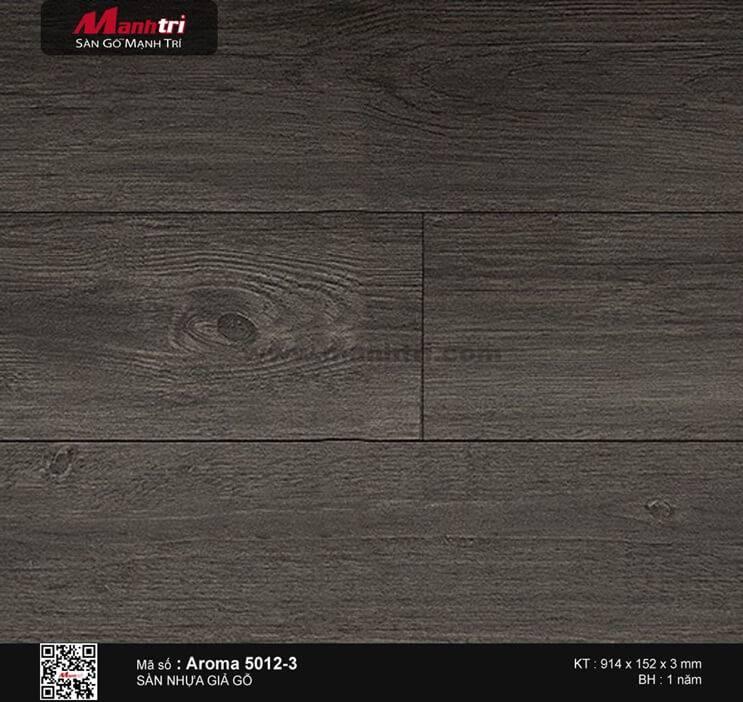 Sàn nhựa Aroma 5012-3