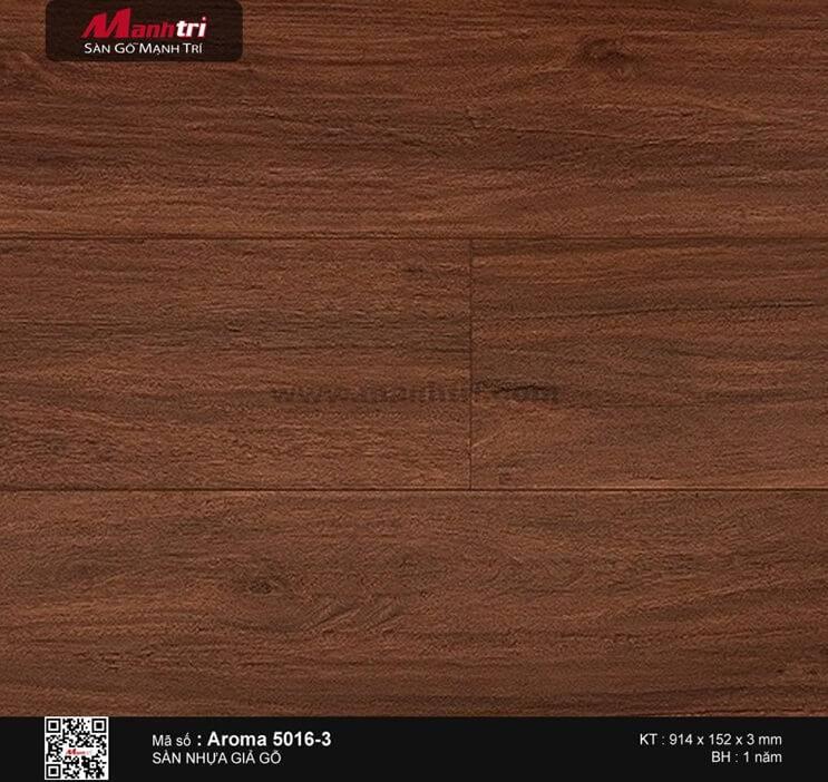 Sàn nhựa Aroma 5016-3
