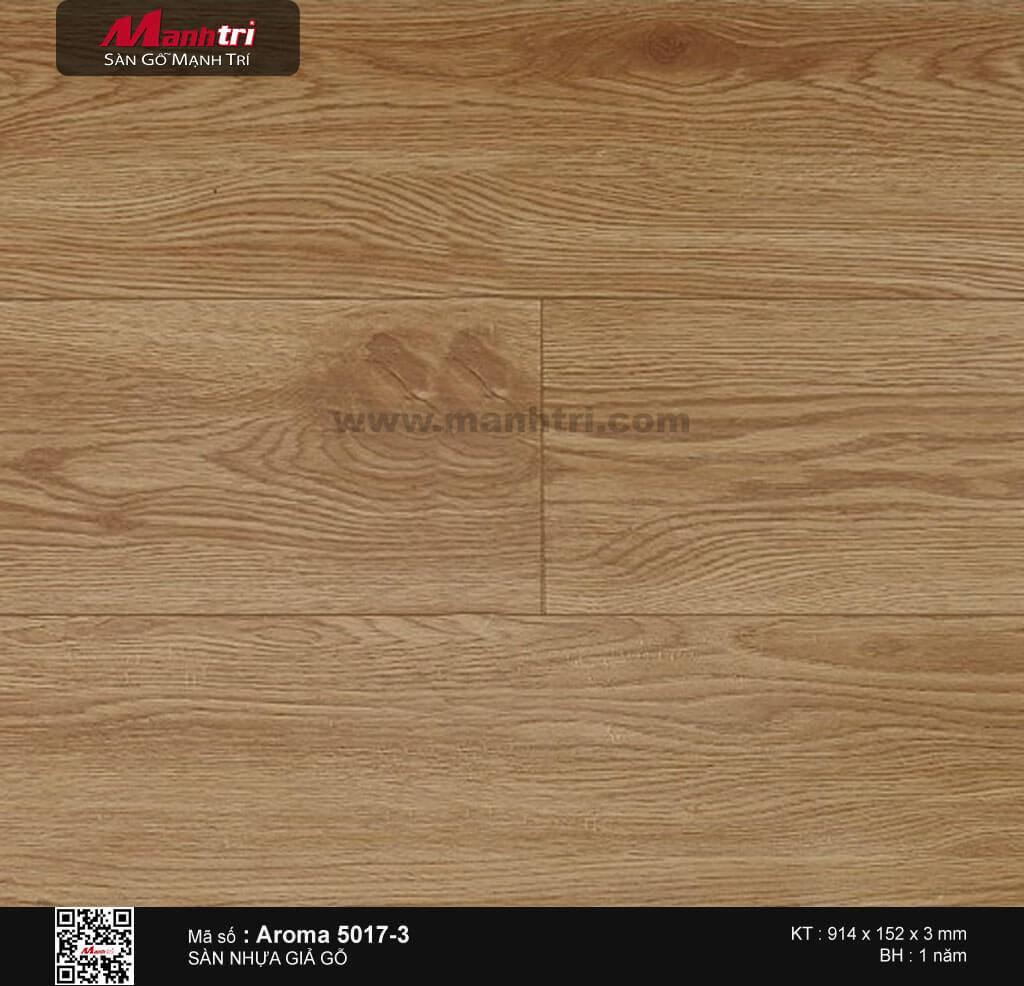 Sàn nhựa Aroma 5017-3