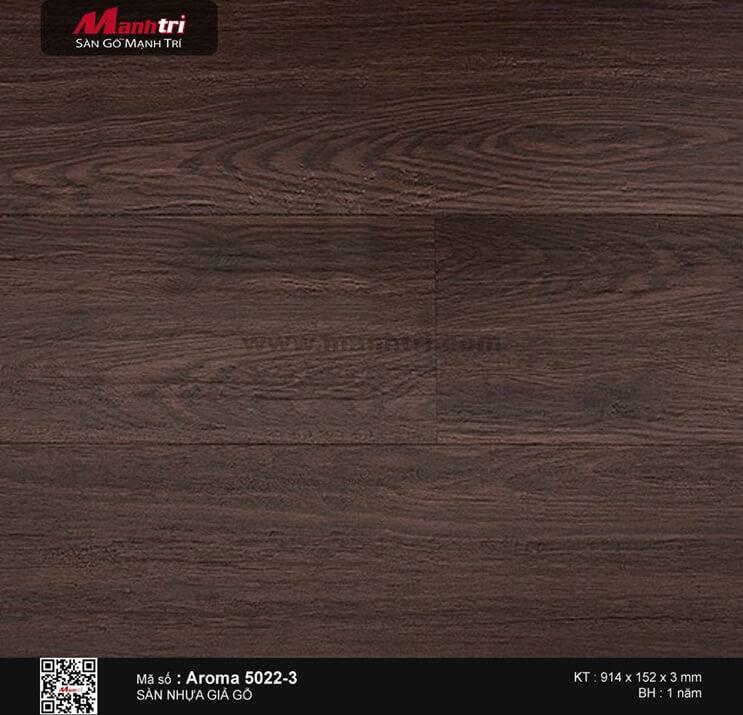 Sàn nhựa Aroma 5022-3