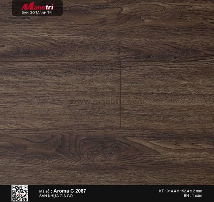 Sàn nhựa Aroma C 2087
