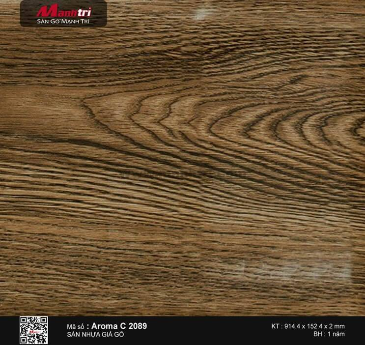 Sàn nhựa Aroma C 2089