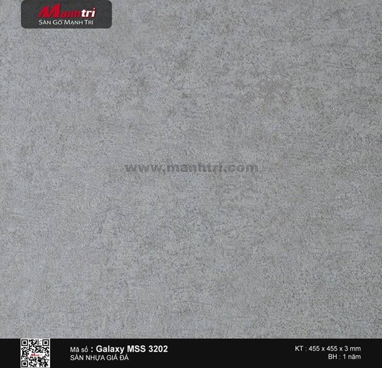 Sàn nhựa giả đá Galaxy MSS 3202