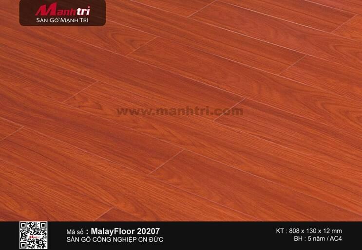 Sàn gỗ MalayFloor 20207