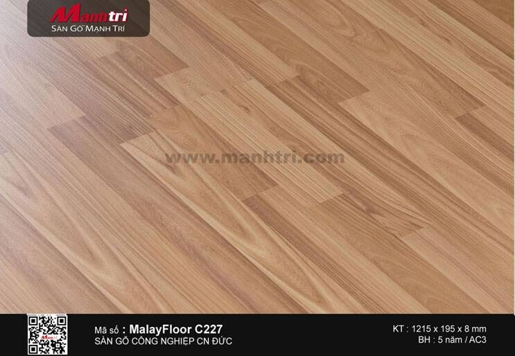 Sàn gỗ MalayFloor C227