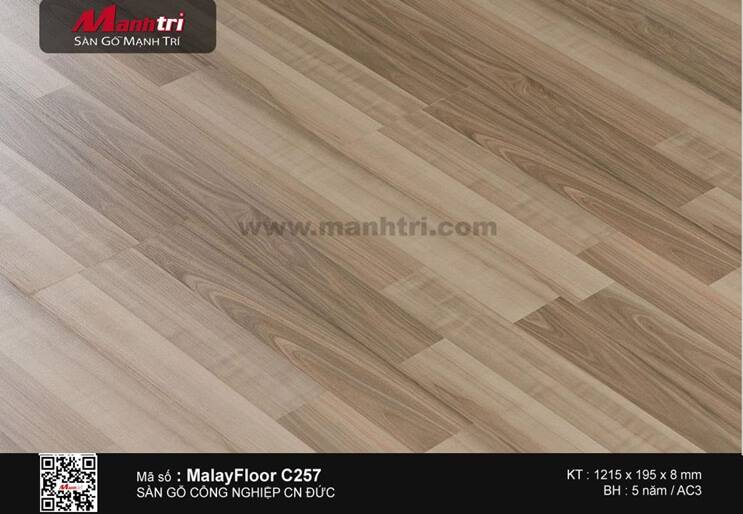 Sàn gỗ MalayFloor C257