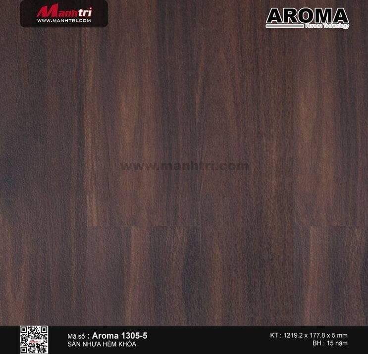 Sàn nhựa hèm khóa Aroma 1035-5