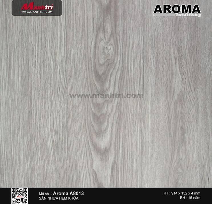 Sàn nhựa hèm khóa Aroma A8013
