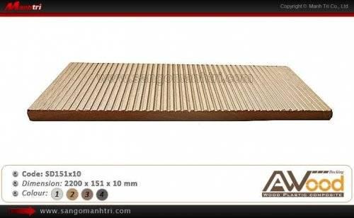 Sàn gỗ Awood SD151x10
