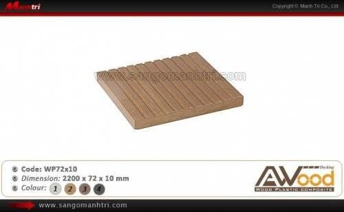 Gỗ ốp tường Awood SD72x10