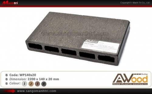 Gỗ ốp tường HD140x20