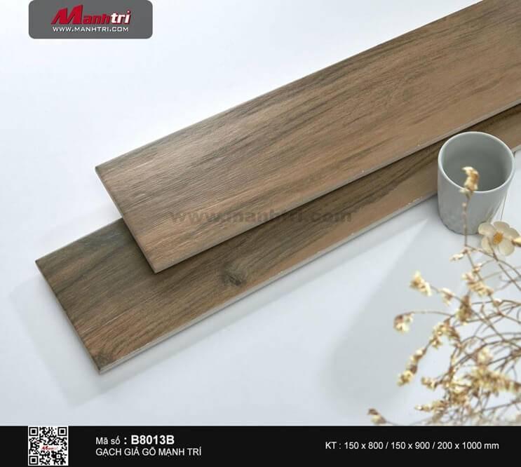 Gạch giả gỗ B8013B