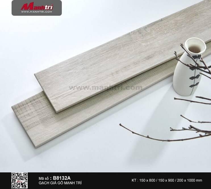 Gạch giả gỗ B8132A