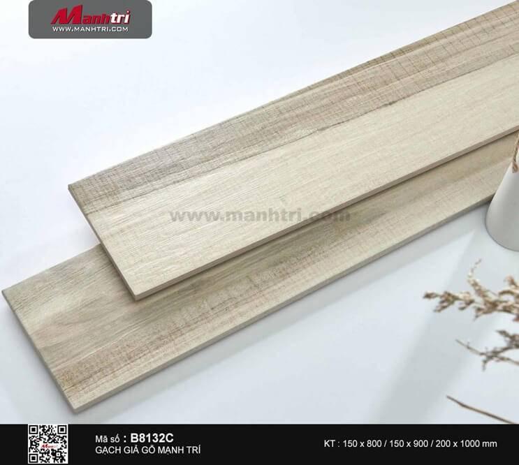 Gạch giả gỗ B8132C
