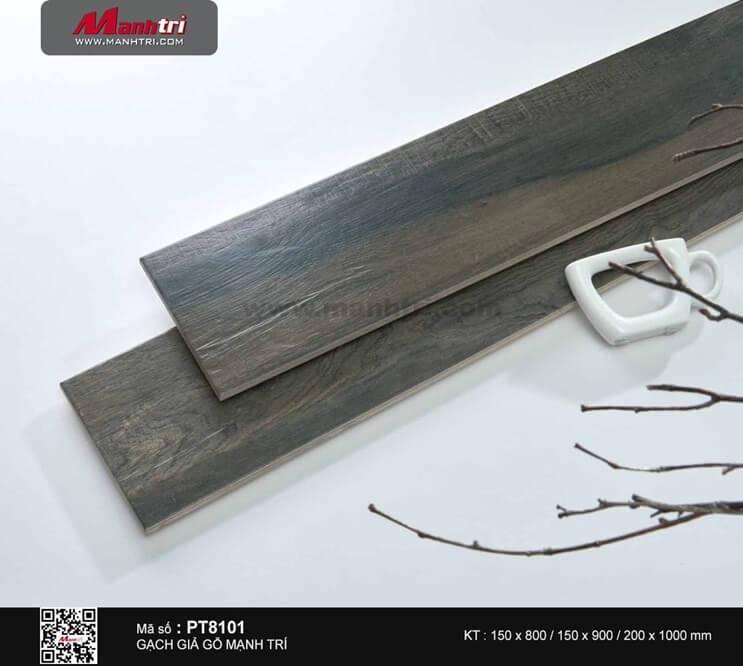 Gạch giả gỗ PT8101