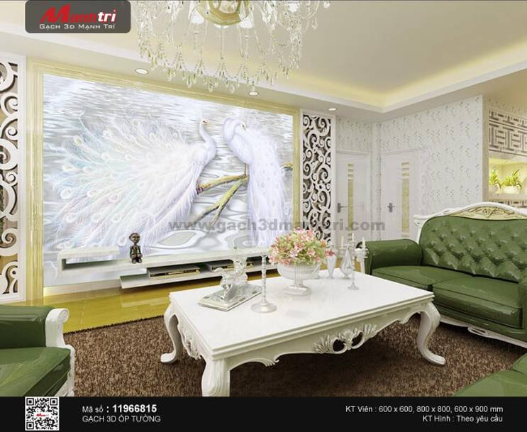 Gạch 3D Mạnh Trí 11966815