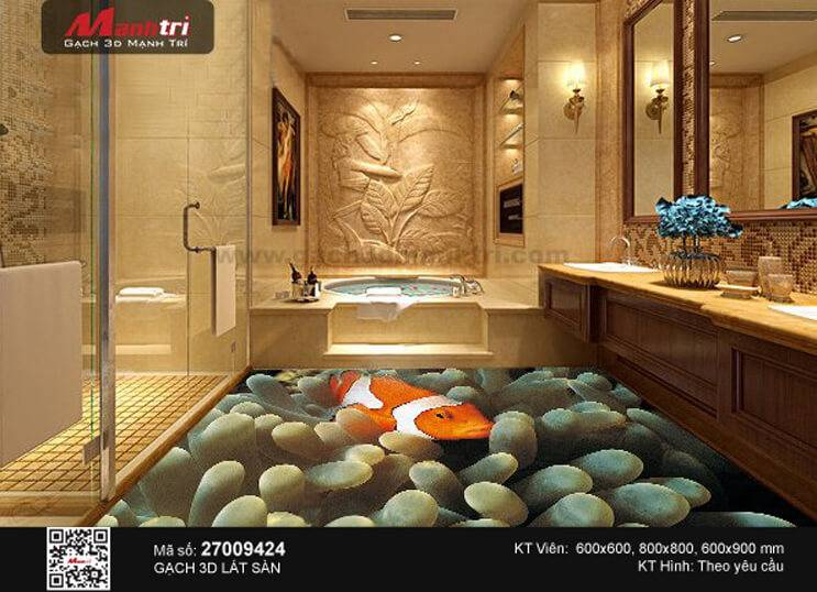 Gạch 3D Mạnh Trí 27009424