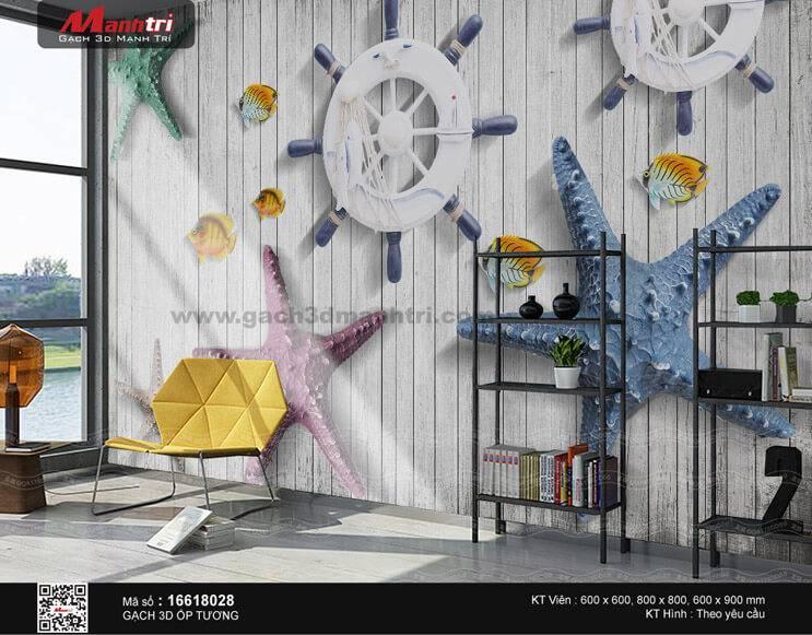 Gạch 3D Mạnh Trí 16618028